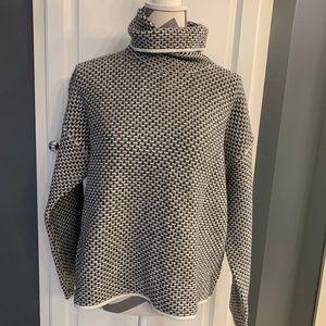 Christian Siriano Turtleneck Sweater